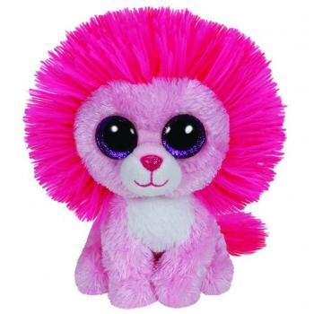 Ty Beanie Boo Knuffel Leeuw Fluffy 15 cm
