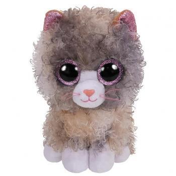 TY Beanie Boo's Kitten Knuffel Scrappy 15 cm