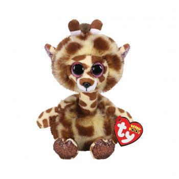 TY Beanie Boos Giraffe Knuffel Gertie 15 cm