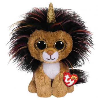 TY Beanie Boo's Knuffel Leeuw Ramsey 24 cm