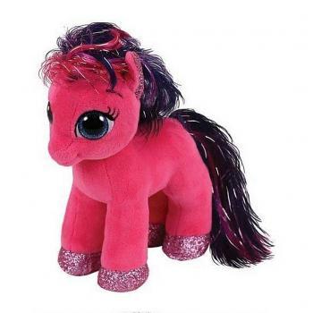 TY Beanie Boo Knuffel Pony Ruby 15 cm