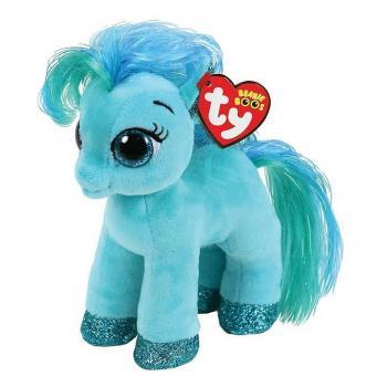 TY Beanie Boo Knuffel Pony Topaz 15 cm