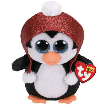 TY Beanie Boo's Penguin Knuffel Gale 15 cm