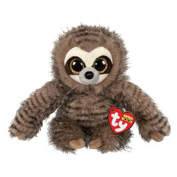 TY Beanie Boo's Luiaard Knuffel Sully 15 cm