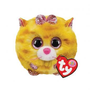 TY Teeny Puffies Kat Tabitha 10 cm