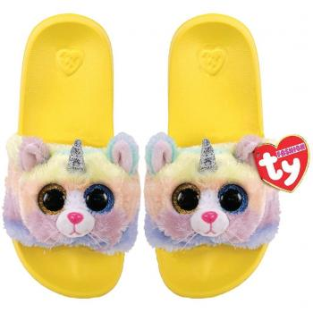 TY Fashion Slippers Kat Heather Maat 36-38