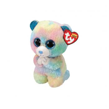 TY Ty Beanie Boo's Hope Praying Bear 15cm