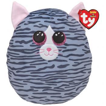 TY Squish A Boos Knuffelkussen Kat Kiki 31 cm