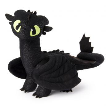 Spin Master Dreamworks Dragons Pluche Knuffel Assorti