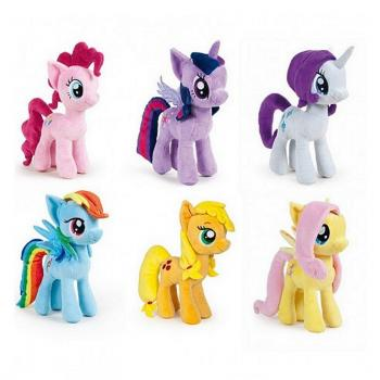 My Little Pony Pluche Knuffel 25 cm Assorti