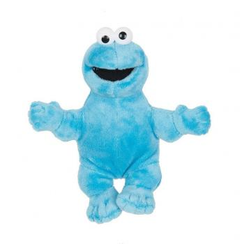 Sesamstraat Pluche Cookie Monster Knuffel 63 cm