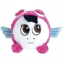K3 Pluche Squeezy Pegasus Knuffel Marthe 10 cm