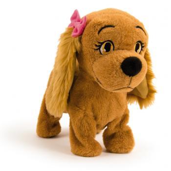 Interactieve Pluche Puppy Lucy