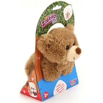 Zookies Junior Knuffelbeer 21cm Assorti