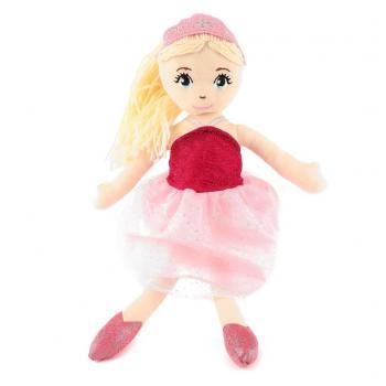 Knuffel Prinsessenpop 35 cm Assorti